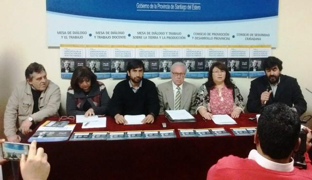 Mediante conferencia de prensa anunciaron el 2do. Foro Internacional Horizontes de la Educación en Nuestra América