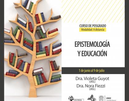 """La Dra. Guyot dictará el Curso """"Epistemología y educación"""""""