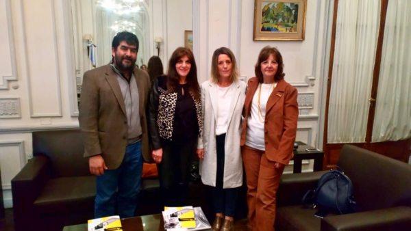 Autoridades de la EIE-UNSE avanzan en convenios y proyectos con instituciones de Tucumán