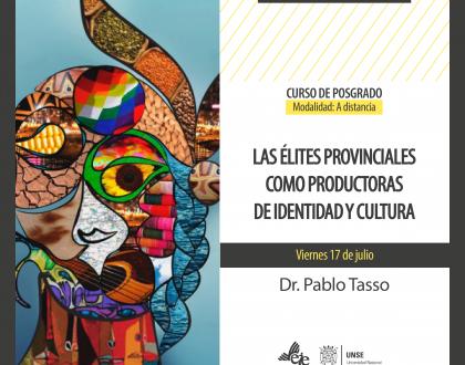 Curso virtual «Las élites provinciales como productoras de identidad y cultura»