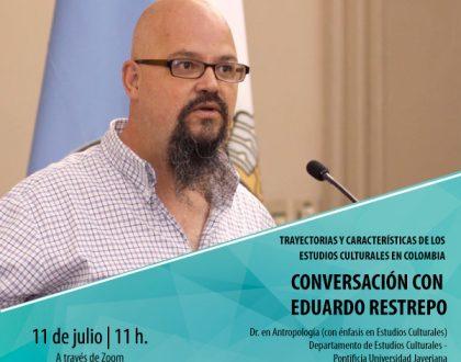 La EIE-UNSE organiza un conversatorio virtual con el Dr. Restrepo